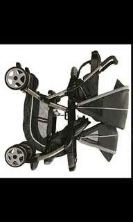 Baby twin stroller Graco