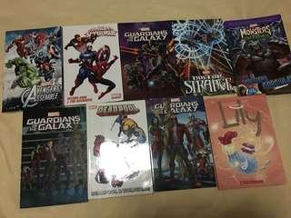 🚚 Comics