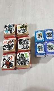 Dragon ball dragonball ichiban kuji prize h and g