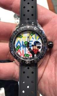 Tag Huerer Alec Monopoly Special Edition Watch