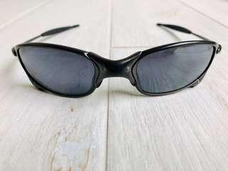 Mint Oakley Juliet Black Iridium