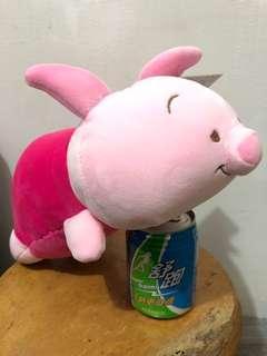 🚚 夾娃娃 迪士尼 小豬 維尼 正版雷標