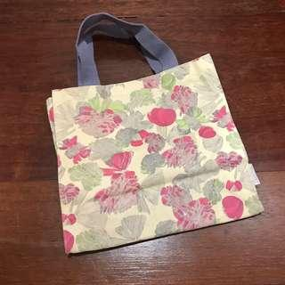Crabtree and Evelyn bag