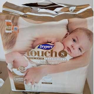 Drypers Touch Mega S70