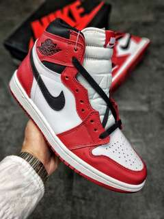 good looking details for lace up in air jordan 1 chicago 2015 | Attractions | Carousell Singapore