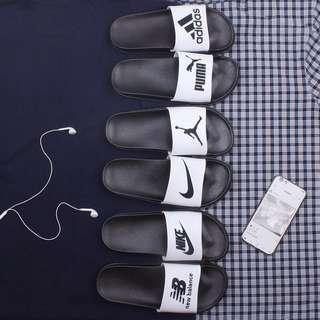 Branded sliders