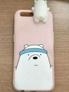 We the bare bears oppo r11 phone case