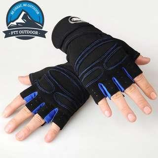 Gym Glove With Extra Padding
