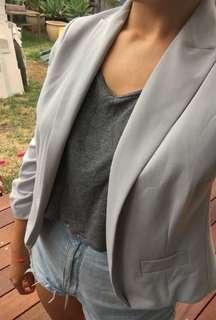 Fitted women's blazer