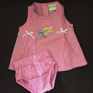 Adorable Pink Top for Baby Girl