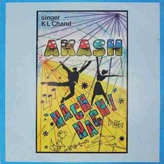 Akaash - Nach Nach Indian Punjabi Folk Vinyl LP (印度黑膠唱片)