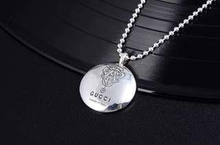 Gucci 925 silver necklace