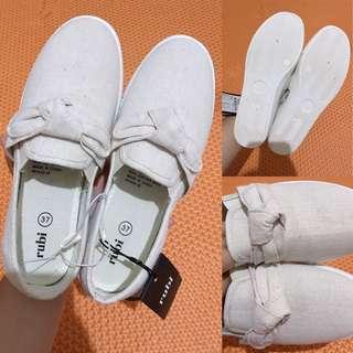 Rubi Shoes Knot Slip On