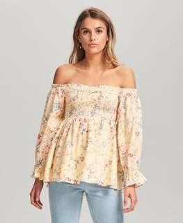 Steele Le Bloom Top