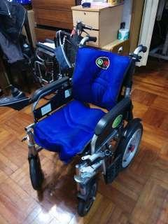 輪椅車電動