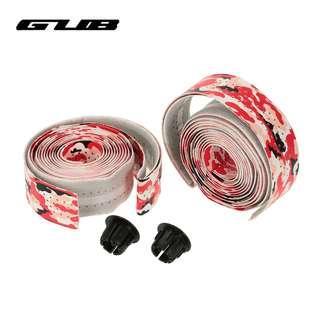 **New GUB Camo Red lightweight Handlebar Tape for Road Bike