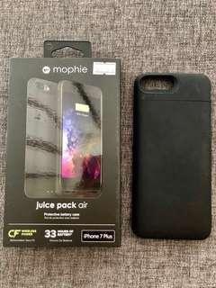 Mophie juice air iPhone 7 plus📱+ 🔋 pack