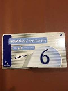 🚚 Novofine 32G tip etw