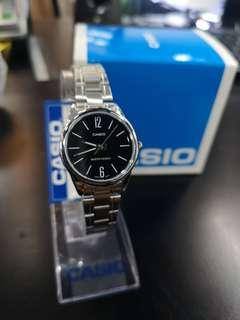 Casio Watch Ladies LTP-V095D-1B (100%Ori)