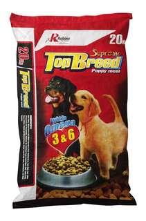 TOP BREED DOG FOOD