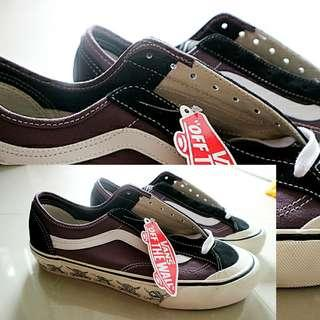 New original Vans Old Skool style 36 decon xf