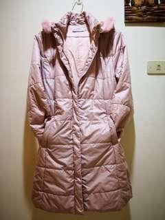 🚚 鋪棉長外套