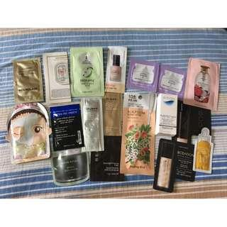 Cheap Makeup Sample Set 2 (All Bnew and Authentic)