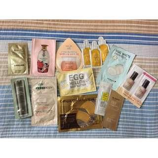 Cheap Makeup Sample Set 1 (All Bnew and Authentic)