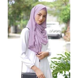 🚚 Aurora Instant Shawl - Hot Colours Available