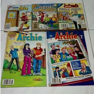 Archie Collectible Comics (Rare! Vintage!)