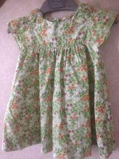 Baby Poney dress- condition tip top 10/10
