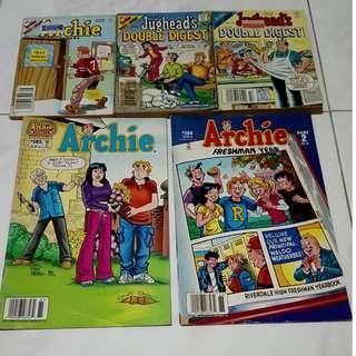 Archie Collectible Comics (Rare! Vintage!)