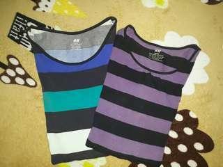 H&M Basic Long Sleeves