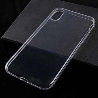 🚚 iPhone 7 / 8 / Plus / X / XR / XS / Max Transparent TPU Case