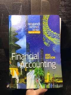 Financial Accounting Weygandt Kimmel Kieso