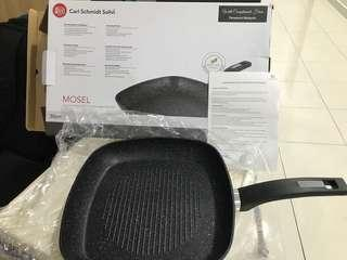 Forged Grill Pan