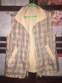RUSH Burberry Reversible Vest