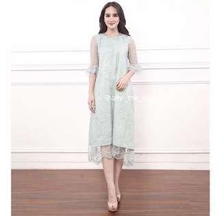 Sewa dress ivy mint