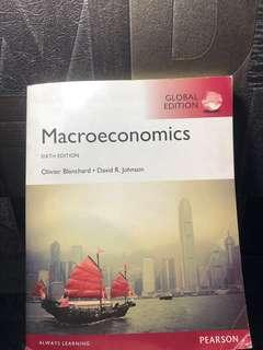 Macroeconomic Olivier Blanchard