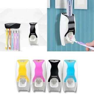 Toothpaste Dispencer Set