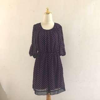 Enfocus Polka Dress