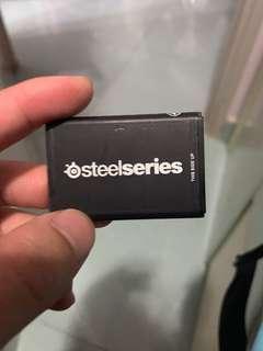 Steelseries 電池