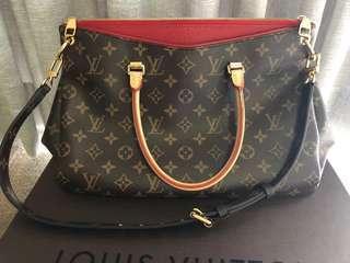 Louis Vuitton Pallas Shoulder Bag