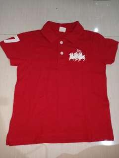 Polo Shirt Anak