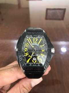 REDUCED TO RM17,000.00. Franck Muller Conquistador Limited Edition Swiss Watch