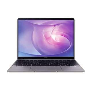 """2019 Huawei MateBook 13 Signature Edition Laptop - 13"""" 2K Touch, 8th Gen i5, 8 GB RAM, 256 GB SSD Silver"""