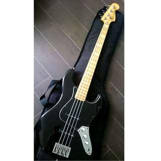 Custom-Made Jazz Bass