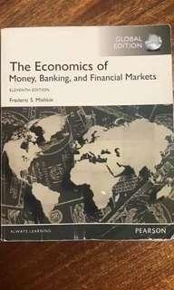 🚚 貨幣銀行學the economics of money, banking, financial markets#我要賣課本