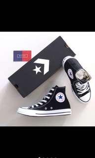 🚚 Converse基本款 高筒帆布鞋