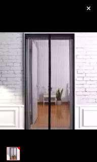 Mosquito screen door